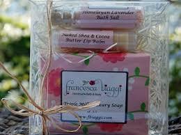 Spa Gift Sets Spa Gift Set Gift Sets Soap Lip Balm And Bath Salt Gift Spa
