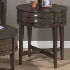 round oak end table furniture agreeable round oak end table tripod wood accent tables