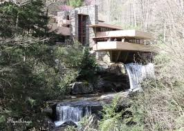 Frank Lloyd Wright Falling Water Interior Falling Water A Flyout That Wasnt Fly N Things Frank Lloyd Wright