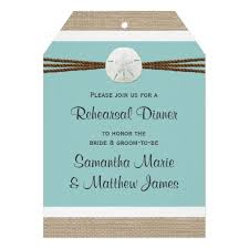 personalized sand dollars sand dollar rehearsal dinner turquoise personalized
