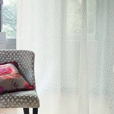 Patterned Sheer Curtains Patterned Sheer Curtain Fabric Viscose Polyester Residential