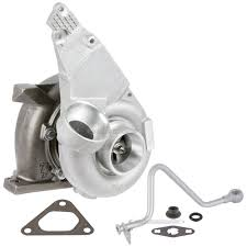 turbocharger and installation accessory kits for dodge
