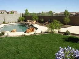 landscape house yard rev remodel arizona living landscape