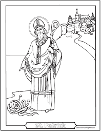 6 st patrick u0027s day coloring pages short irish blessings