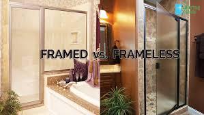 frameless pictures framed vs frameless alluring glass