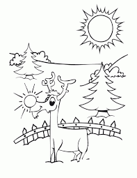 nature scene coloring pages nature scenery coloring pages awesome nature scene coloring sheets