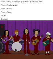 Southpark Meme - korn south park meme by askthecitydogs on deviantart
