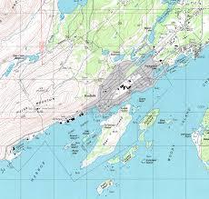 alaska major cities map alaska maps perry castañeda map collection ut library
