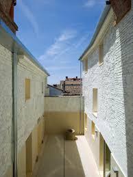 two houses paredes pedrosa arquitectos transforms castle buildings