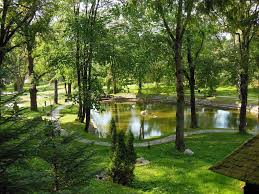 Inside Garden by Panoramio Photo Of Lac In Gradina Castelului Bran Lake Inside