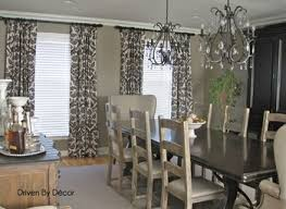 dining room curtains ideas dining room curtains ideas createfullcircle