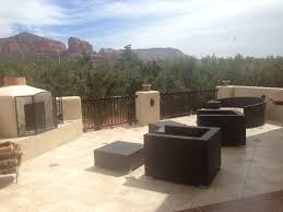 Desert Patio Patio U0026 Stairs Desert Scape Sedona