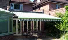 Electric Patio Awning Regency Awnings Electric Patio Awnings