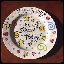 you are special today plate the special plate conexus counselling winnipeg manitoba