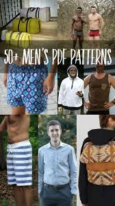 Urban Big And Tall Mens Clothing 50 Men U0027s Pdf Sewing Patterns Swoodson Says