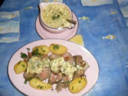 cuisiner tete de veau recette de tete de veau sauce gribiche par jeanmerode