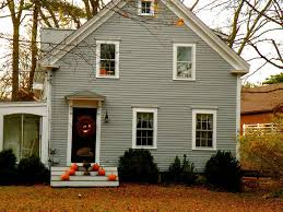 dc metro exterior color schemes traditional with painted brick
