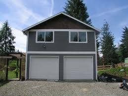 two car garage with apartment house plans
