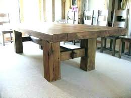 diy dining table bench white dining table projects free plans to build a modern x table