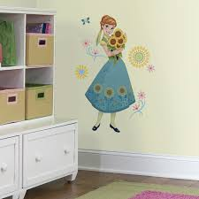 wall decals rmk3016gm disney frozen fever anna giant wall decals
