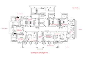 Large Bungalow House Plans by Bungalow Layout Plan Homepeek