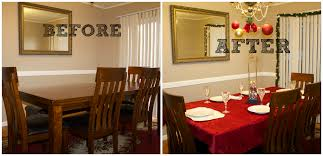 decorating your home and dining room makeover tips