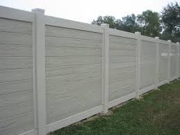 custom vinyl fence by mossy oak fence horizontal panels can you