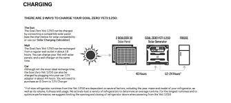Average 3 Car Garage Size by Amazon Com Goal Zero Yeti 1250 Portable Power Station 1200wh