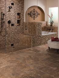 bathroom tile dark tile bathroom grey beige tile large beige