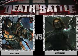 Winter Soldier Meme - death battle meme venom vs winter soldier by wolfblade111 on