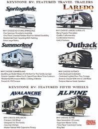 keystone rv fifth wheels u0026 travel trailers featured keystone rv