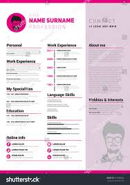Minimalist Resume Free Clean Minimal Resume Template On Behance Minimalist Ai