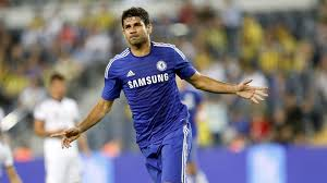 chelsea costa diego chelsea diego costa celebrating wallpapers players teams leagues