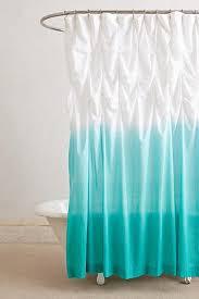Black Ruffle Shower Curtain Ombre Black Shower Curtain