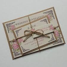 vintage style wedding invitations vintage postcard style wedding invitations rsvp pink floral