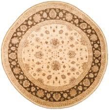 bige color buy 10 x 10 round rug in beige color u2013 rugknots ap9 1 12 367