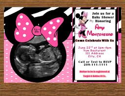 25 minnie mouse invitation ideas minnie