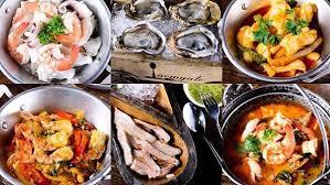 accessoire 騅ier cuisine 曼谷美食 每天產地直送佐現點現做之泰式海鮮料理吃到飽 laemgate