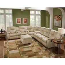 Southern Motion Reclining Sofa Southern Motion Avalon Comfortable Reclining Sofa With Drop