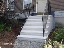 precast concrete steps cedar rapids iowa precast concrete steps
