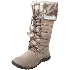 skechers womens boots uk skechers womens grand jams unwritten taupe boots 47268 4 uk 37 eu