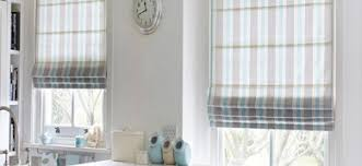 Made To Measure Blinds London Denmay Interiors Roman Blinds