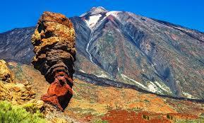 the roque cinchado a unique rock formation in island of tenerife