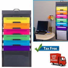 Office Organizer Wall Accessories Vertical Desktop File Organizer And Basket Wall