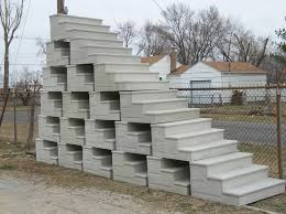 Precast Concrete Stairs Design Precast Concrete Steps Yard Decorations And Commercial Products