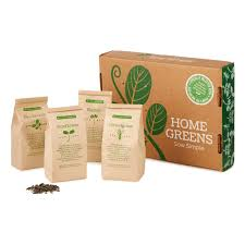 green living grow box indoor gardening kit edible plants