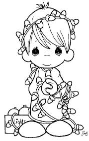 353 coloring pages precious moments images