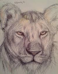 katrina gudnitz lioness head