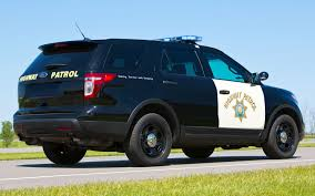 Ford Explorer Length - ford police interceptor utility chp u0027s choice california selects