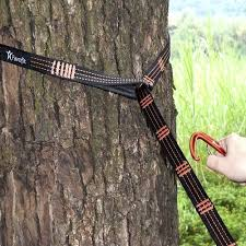 hammock tree straps set of 2 with stuff sack 1400 lbs heavy duty